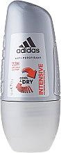 Парфюмерия и Козметика Рол-он дезодорант - Adidas Active 3 Anti-Perspirant Intensive Cool Dry 72h