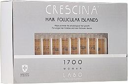 Парфюмерия и Козметика Ампули за стимулиране на растежа на косата при жени - Crescina Hair Follicular Islands Re-Growth