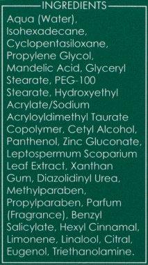 Почистващ нощен крем за лице с екстракт от листа от манука и бадемова киселина - Ziaja Purifying Exfoliating Manuka Tree Night Cream — снимка N3