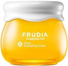 Парфюмерия и Козметика Изсветляващ крем за лице - Frudia Brightening Citrus Cream