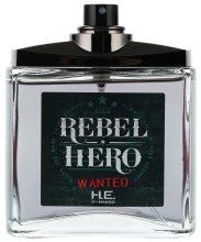 Парфюмерия и Козметика Mango Rebel Hero Wanted - Тоалетна вода (тестер без капачка)