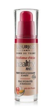 Озаряващ течен фон дьо тен - Bourjois Radiance Reveal Healthy Mix Foundation — снимка N2