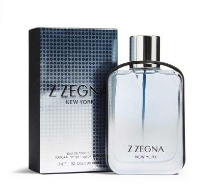 Ermenegildo Zegna Z Zegna New York - Тоалетна вода — снимка N2