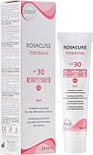 Парфюмерия и Козметика Защитна емулсия за чувствителна кожа със склонност към зачервяване SPF 30 - Synchroline Rosacure Intensive