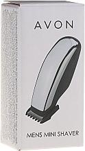 Парфюмерия и Козметика Машинка за подстригване - Avon Mens Mini Shaver