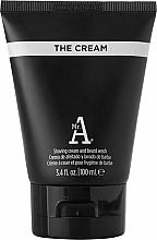Парфюмерия и Козметика Крем за бръснене и измиване - I.C.O.N. MR. A. The Cream Shaving