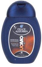 "Шампунь и гель для душа ""Rebel"" - Paglieri Felce Azzurra Shampoo And Shower Gel For Man — снимка N1"