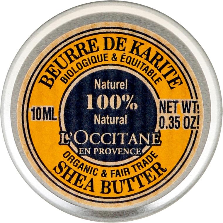 Масло за тяло (мини) - L'occitane Organic Pure Shea Butter