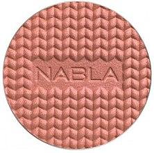Парфюми, Парфюмерия, козметика Руж - Nabla Blossom Blush Refill (пълнител)
