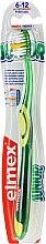 Парфюмерия и Козметика Четка за зъби - Elmex Junior Toothbrush