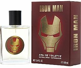 Парфюмерия и Козметика Air-Val International Marvel Iron Man - Тоалетна вода