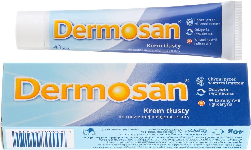 Крем за лице и тяло - Dermosan Face Cream — снимка N1