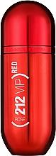 Парфюмерия и Козметика Carolina Herrera 212 VIP Rose Red - Парфюмна вода