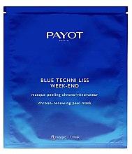 Парфюмерия и Козметика Пилинг маска за лице - Payot Blue Techni Liss Week-End
