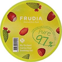 Парфюмерия и Козметика Универсален гел за лице и тяло с кактус - Frudia My Orchard Cactus Real Soothing Gel 97%