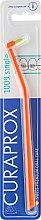 """Парфюми, Парфюмерия, козметика Четка за зъби с един сноп влакна """"Single CS 1009"""", оранжева - Curaprox"""