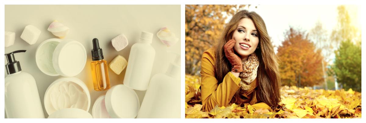 Есенна грижа за косата и тялото
