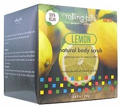 Парфюмерия и Козметика Скраб за тяло с лимон - Rolling Hills Gommage Corps Naturel