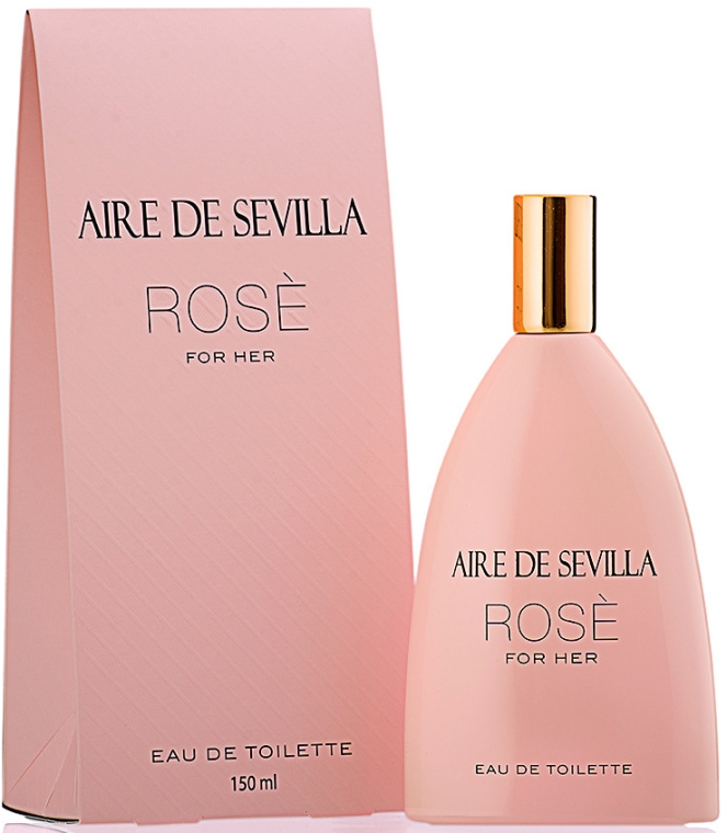 Instituto Espanol Aire de Sevilla Rose - Тоалетна вода
