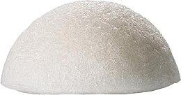 Парфюмерия и Козметика Почистваща гъба конджак с колаген - Usu Cosmetics Konjac Anti-Age Collagen Sponge