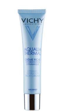"""Наситен крем """"Динамично овлажняващ"""" - Vichy Aqualia Thermal Dynamic Hydration Riche Cream Tube — снимка N2"""