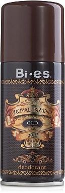 Дезодорант за мъже - Bi-es Royal Brand Gold — снимка N1