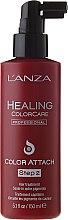 Парфюмерия и Козметика Спрей за блясък на косата - Lanza Healing Color Care Color Attach Step 2