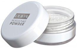 Парфюми, Парфюмерия, козметика Пудра за лице на прах - Pupa Professional Powder