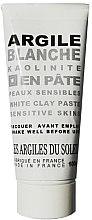 Парфюми, Парфюмерия, козметика Козметична бяла глина - Les Argiles du Soleil Superfine White Kaolin Clay (в тубе)