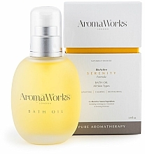 Парфюмерия и Козметика Душ масло - AromaWorks Serenity Bath Oil