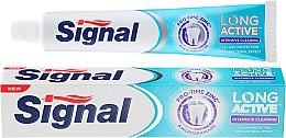 Парфюми, Парфюмерия, козметика Паста за зъби с микрогранули - Signal Long Active Intensive Cleaning