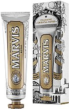 Парфюмерия и Козметика Освежаваща паста за зъби - Marvis Royal Limited Edition Toothpaste