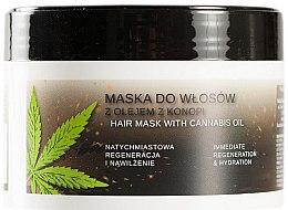 Парфюми, Парфюмерия, козметика Маска за коса с масло от коноп - India
