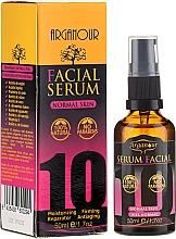 Парфюмерия и Козметика Серум за нормална кожа на лицето - Arganour Arganour Facial Serum Normal Skin