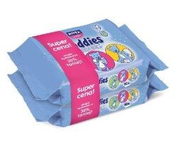 Парфюми, Парфюмерия, козметика Детски мокри кърпички - Nivea Baby Toddies