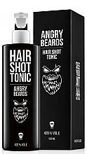 Парфюмерия и Козметика Тоник за коса - Angry Beards Hair Shot Tonic