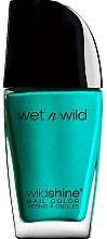 Парфюмерия и Козметика Лак за нокти - Wet N Wild Shine Nail Color