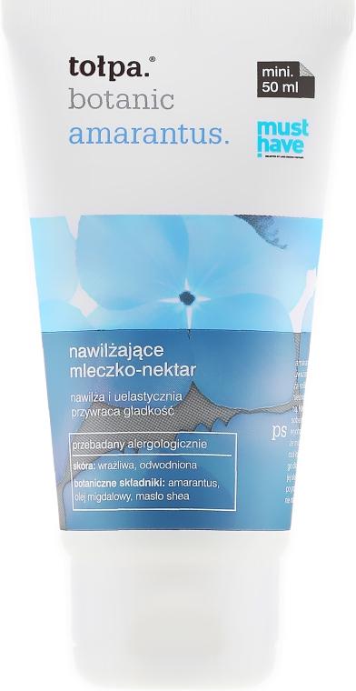 Хидратиращо мляко за тяло - Tolpa Botanic Amarantus Body Milk