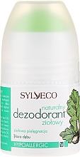 Парфюмерия и Козметика Натурален билков дезодорант - Sylveco