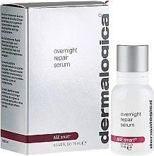 Парфюми, Парфюмерия, козметика Нощен възстановяващ серум за лице - Dermalogica Age Smart Overnight Repair Serum