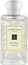 Парфюмерия и Козметика Jo Malone Red Roses Daisy Leaf Design Limited Edition - Одеколон