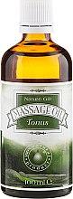 """Парфюмерия и Козметика Масажно масло """"Тонус"""" - Bulgarian Rose Nature Gift Tonus Massage Oil"""