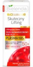 Парфюми, Парфюмерия, козметика Крем за под очи против бръчки с лифтинг ефект - Bielenda Biotechnologia 7D