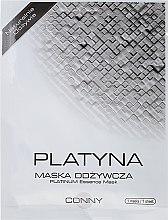 "Парфюми, Парфюмерия, козметика Маска за лице ""Платина"" - Conny Platinum Essence Mask"