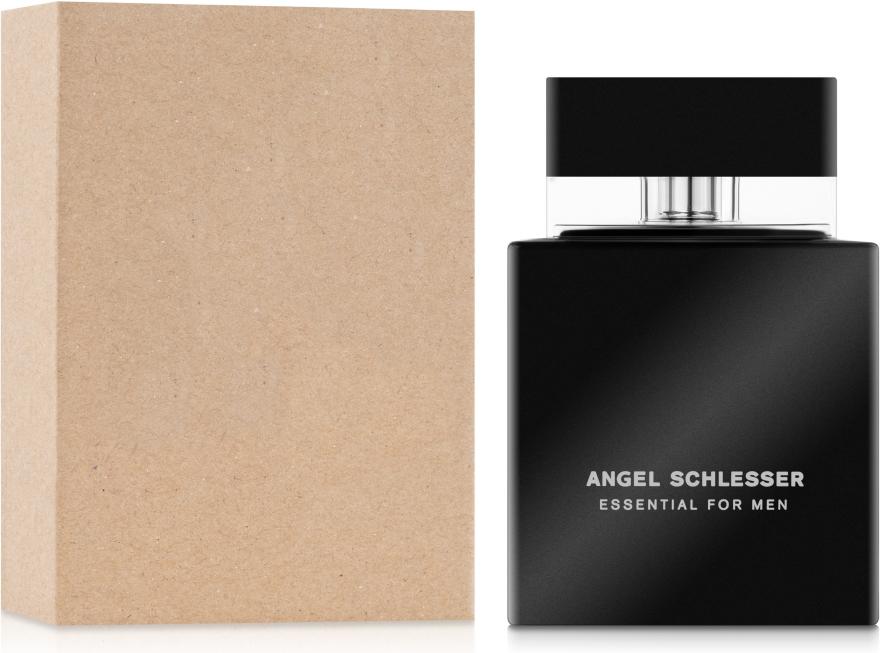 Angel Schlesser Essential for Men - Тоалетна вода (тестер с капачка)  — снимка N2