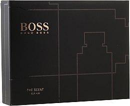 Парфюми, Парфюмерия, козметика Hugo Boss The Scent - Комплект (тоал.вода/100ml + душ гел/50ml + део стик/75ml)