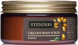 """Парфюмерия и Козметика Крем-скраб за тяло """"Облепиха"""" - Stenders Seaberry Creamy Body Scrub"""
