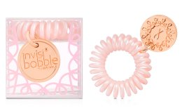 Парфюми, Парфюмерия, козметика Ластик за коса - Invisibobble Original Pink Heroes