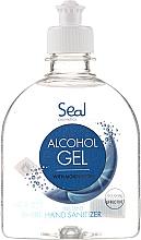 Парфюмерия и Козметика Антибактериален гел за ръце - Seal Cosmetics Alcohol Gel Hand Sanitizer