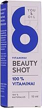 Парфюмерия и Козметика Витаминен серум за лице - You & Oil Beauty Shot Vitamins Serum